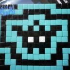 Space Invader, M, 12x17, Hypnotic vienna 2008, 150 copie et 30 signé. 139150