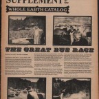 Supplement to the Whole Earth Catalog 29x37