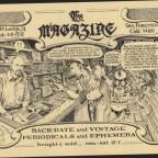 The Magazine (leaflet) 2 - 22x28