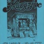 The Magazine (leaflet) 22x28