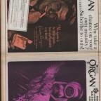 The Organ  December Vol1 ISSUE III Verso 41X29