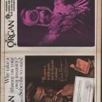 The Organ Vol.1 N°3 - Verso 29x44