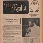 The Realist N°52 21x27