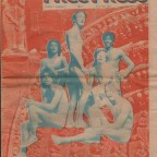 The San Francisco Free Press Vol 1 N°ç9Aug 9 Aug 22 1968 41x29