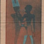 The San Francisco Free Press Vol 1 N°ç9Aug 9 Aug 22 1968 VERSO41x29