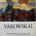 Vakowskai 1973 76.5x56.5