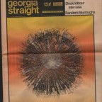 Vancouver Free Press Vol 2 aug 9 AUG 22 1968 NO 4 41x29