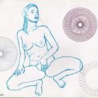 Woman -Nemesis 2008 21x29,5