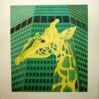 giraffe Vriburu 75,5x55,5 178:195