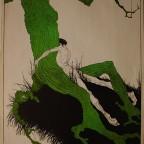 B-Mother Earth Wallate Smith, Celestial Arts, San Francisco, 1969. 89x58,5