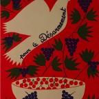 P- Etats généraux pour le désarmement, Juliette Ramarté, 1983.