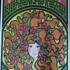 P-Flower love, C Keenan, Personality posters, NYC, 1967. 77,5x54