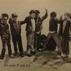 P-It's easy if you try, Pat Ducay, Tea Lautrec litho, 1971. 54x72,7