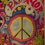 P-Paz y amor, Jorge Galvan, Mexico, Poster Panam.54,2x38,8