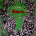 R-Dans la jungle de la presse quotidienne libre, Libération, lyon. 72,5x54