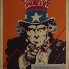 R- I want you to make a profit, cram posters, 1967. 63,6 x 48,7