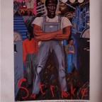 R-Images of labor, Sue Coe, American Federation of teachers, 1981-1983. 91,5x61