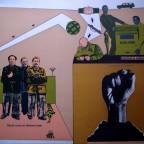 R-Partout le même sourire-Meds vous en donne trois, Segui, sérigraphie,1969. 50x 65 - A VENDRE