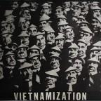 R-Vietnamization, eraser's edge, Western Graphics, 1970. 71x55,8