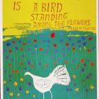 Bird Flower, Lucia Pearce, 76x53,5cm, 20€