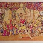 Love by Joe roberts Jr, original poster, 58,5x84,5cm, 50€