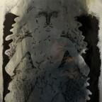 Buddah by David Vaughan (Big O posters- metallic foil), 76x50,5cm, 150€