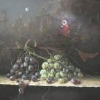 Arkhipoff, paris, 2007, 62x50, peinture originale, signée (Russe), 400€