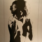 Lithography by Ron Sak  Lithography metalic by Ron Sak 62 x49 30 €