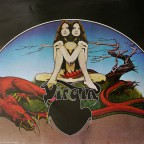 Virgin By Roger Dean 1972 60x84  Promotional poster for Virgin Label By Roger Dean 1972 60x84 180 €