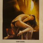 Sexy Moon  Affiche de cinéma érotique with Laura Gemser Italien 15€