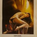 Sexy Moon  Affiche de cinéma érotique with Laura Gemser Italien 15€