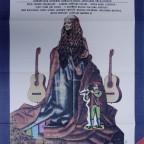 Affiche du film tchèque Noc Na Karlstejne de Jaroslav Vrchlickij, 1973, 82x57cm, 25€