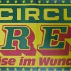 Poster Circus Barreli - Die Reise im Wunderland - 240x60cm, 20€