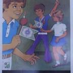 Affiches KKL, Années 60, 54x35cm, lot de 3 affiches, 40€